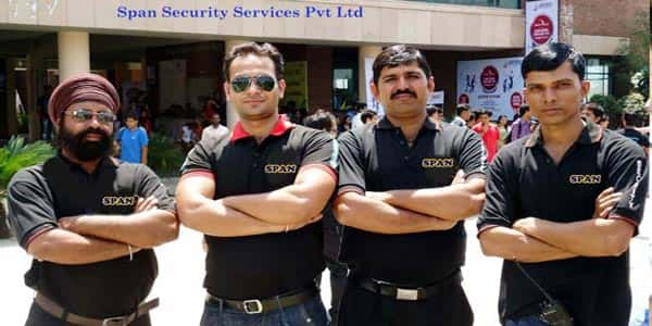 Span Security Services Pvt ltd
