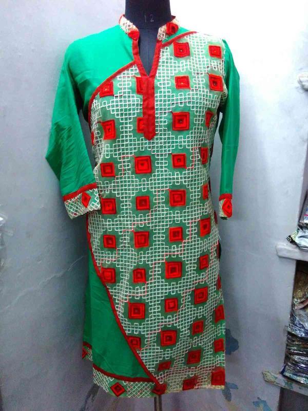 KRISHNAA TRADE FAB- 9928671159 Kurtis & Bed sheet manufacturer