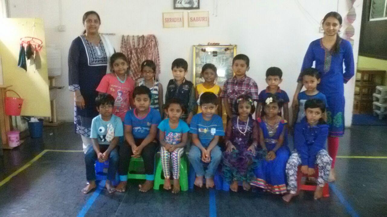 Konnoisseur Nursery Teachers  Training