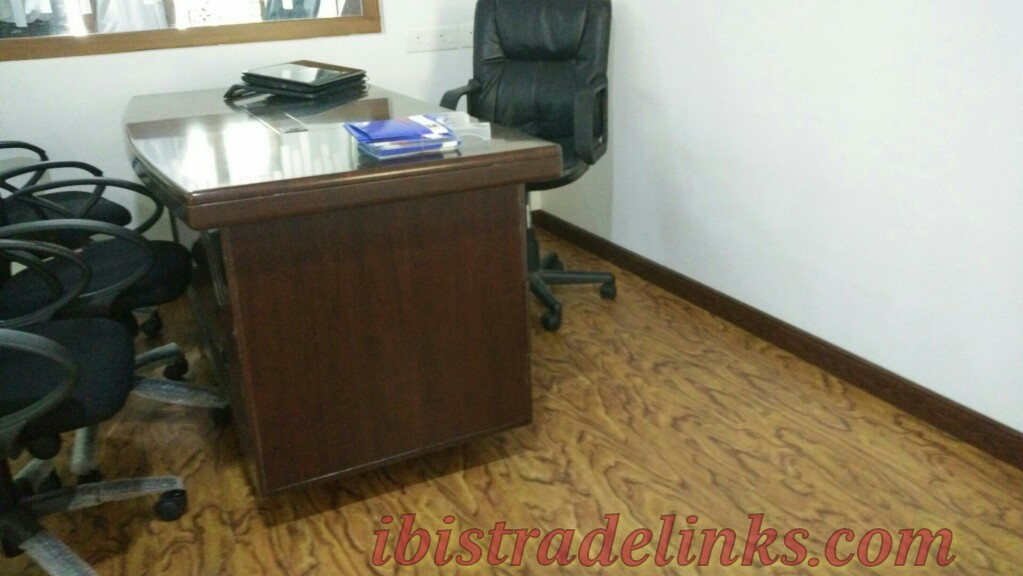 IBIS Laminated Wooden Flooring