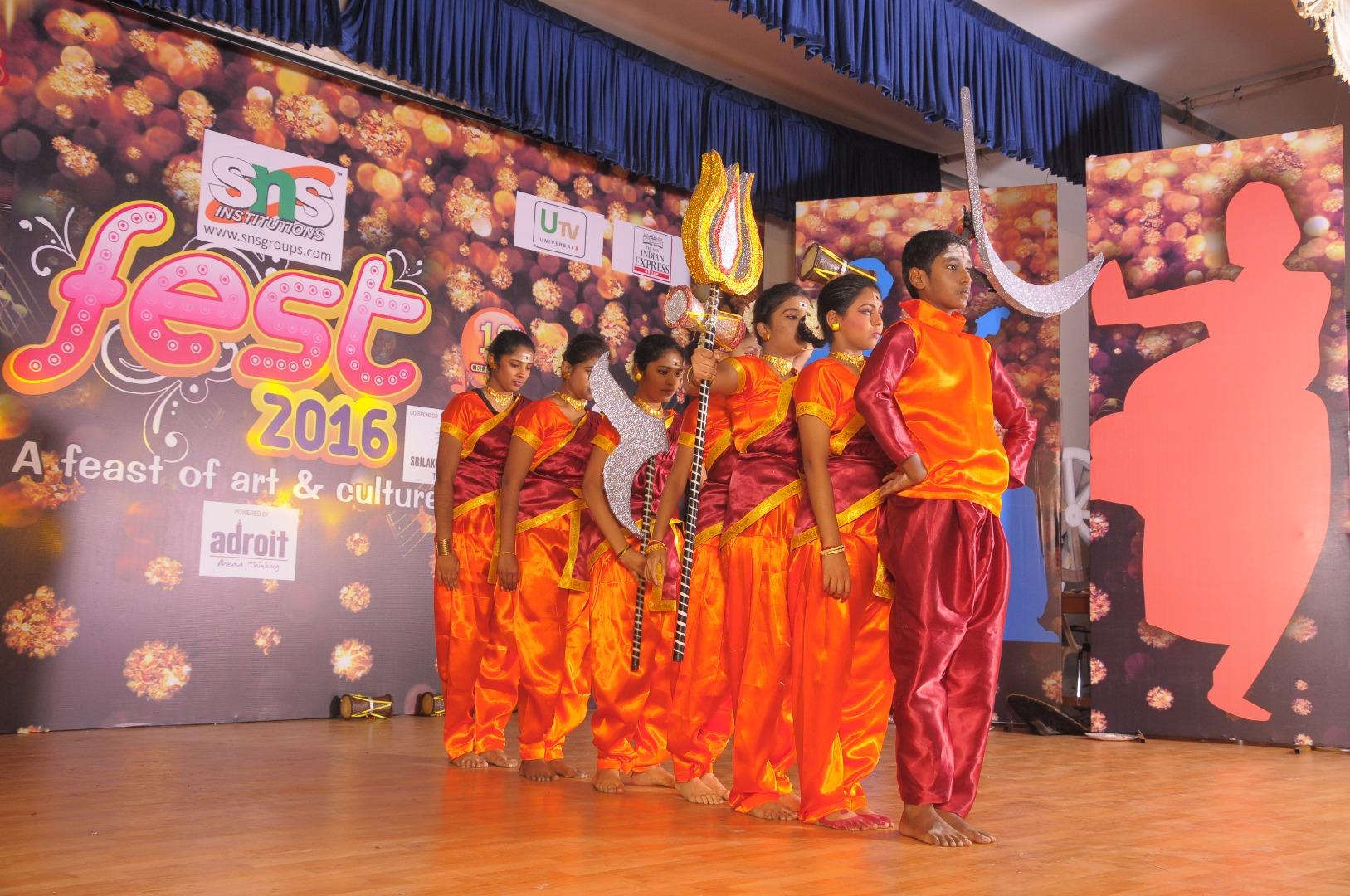 Coimbatore Cultural Academy