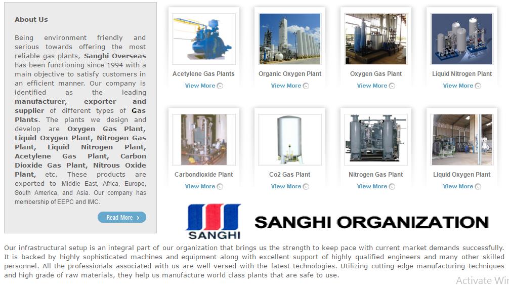 Sanghi Overseas