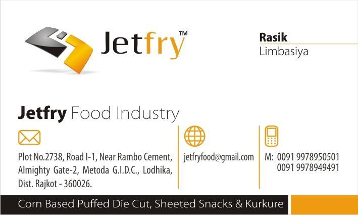 Jetfry Food Industry