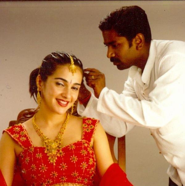 Bridal Makeup-Sekar