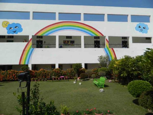 J P A Toddler's World Preschool sector 10 Panchkula