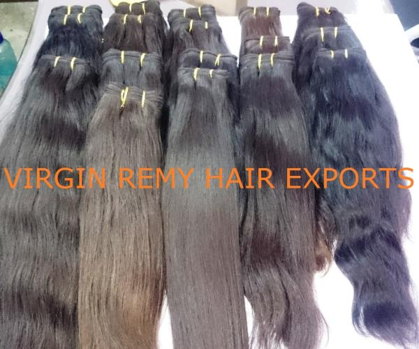 Virgin Remy Hair Exports