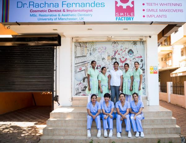Dr. Rachna Fernandes Smile Factory